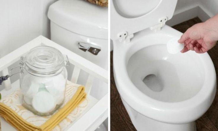 Les toilettes bouchées ne vous feront plus peur: voici la recette des bombes débouche-tuyau!