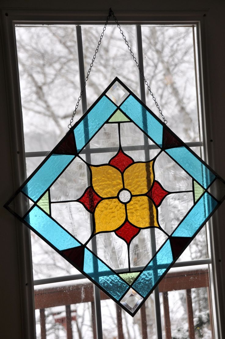 Stained Glass Marie-Odile Roy - Special order