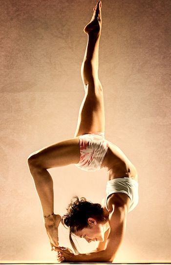 27 Mind-Blowing Inversions From Rockstar Yogis - one day!