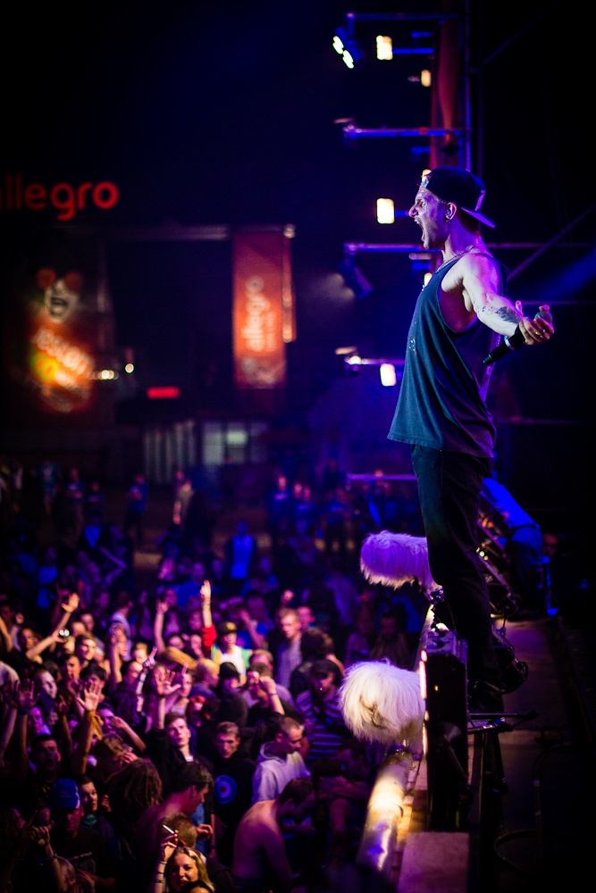 18th Woodstock Festival Poland - The Qemists