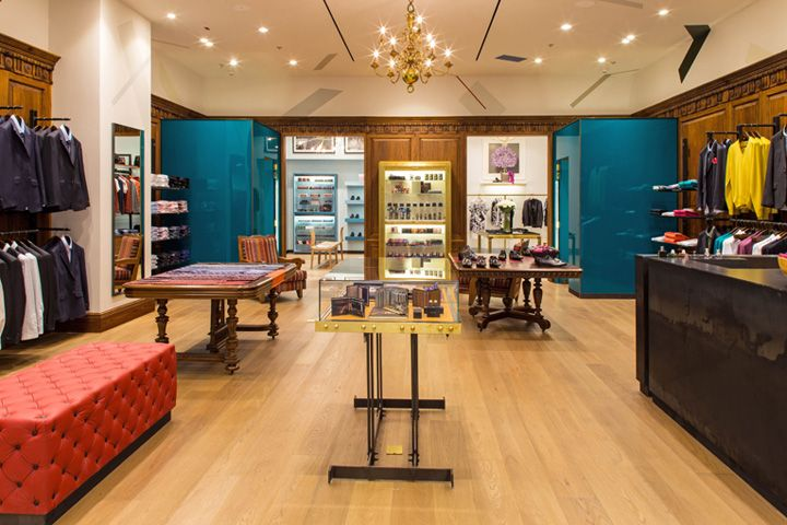 Paul Smith flagship store, Dubai - UAE Paul Smithhas revamped its flagship store at the Dubai Mall, the biggest of its kind on the planet…View Post
