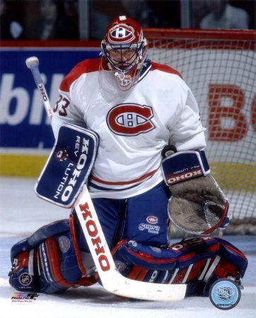Patrick Roy (Canadiens de Montréal)