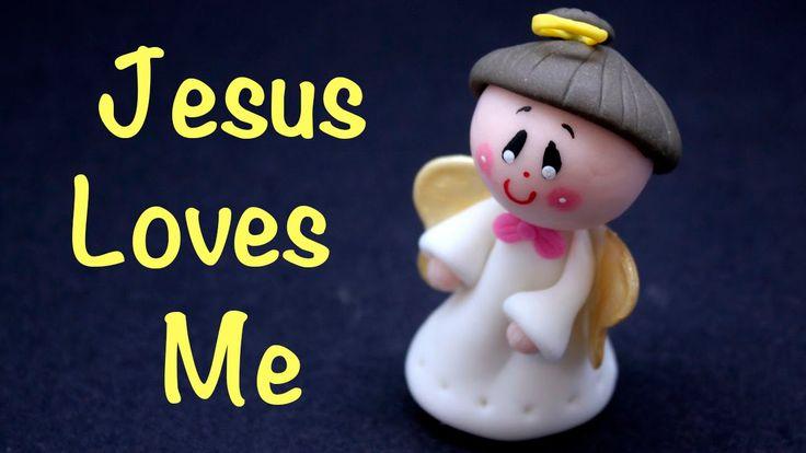 Jesus Loves Me ♡ Softly Sung Lullabies