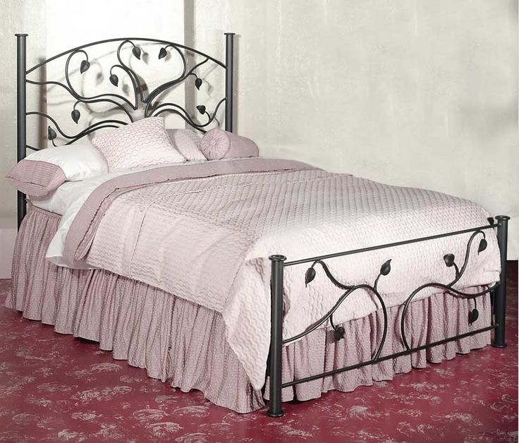 best 25 iron bed frames ideas on pinterest metal beds metal bed frames and bed frames. Black Bedroom Furniture Sets. Home Design Ideas