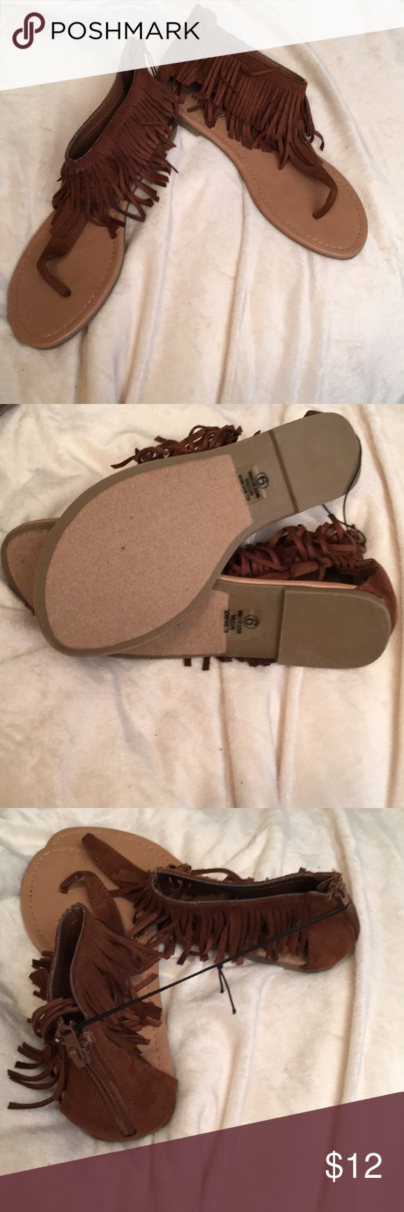 Wet seal New without actual tag Wet Seal Shoes Sandals