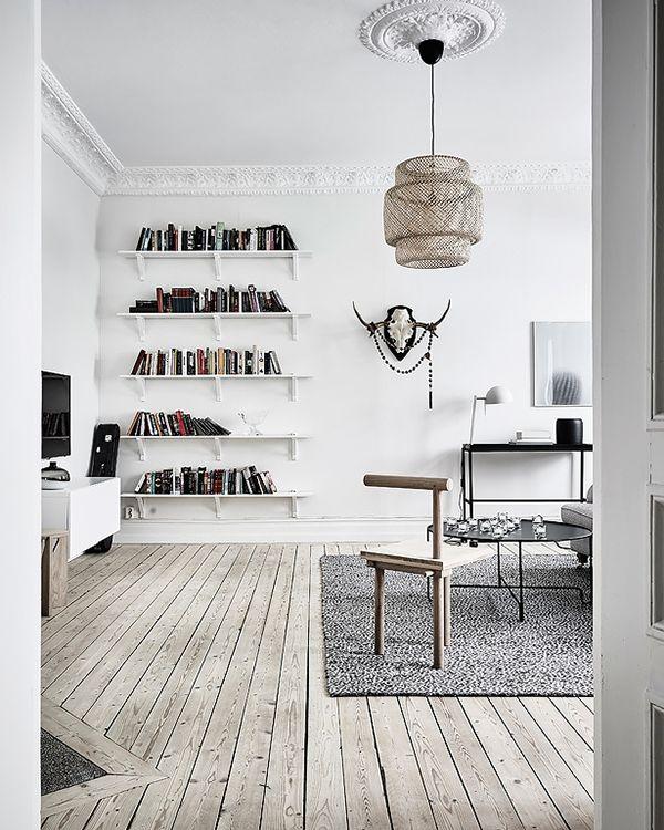 (my) unfinished home. Scandinavian InteriorsScandinavian  ApartmentScandinavian ...