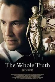 The Whole Truth (2016) Lo mejor de Keanu en mucho tiempo, genial. René irreconocible luego de la cirujía