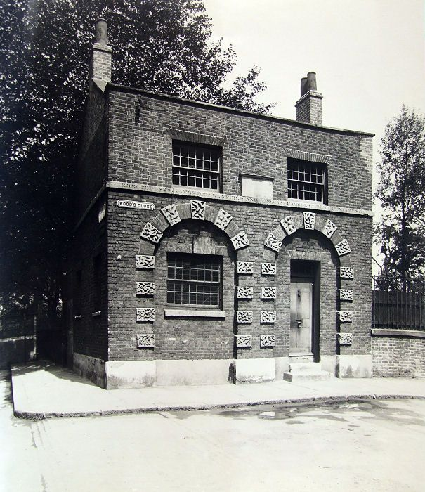 Old Watch House Bethnal Green June 1946.