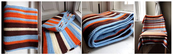 Petike's blanket