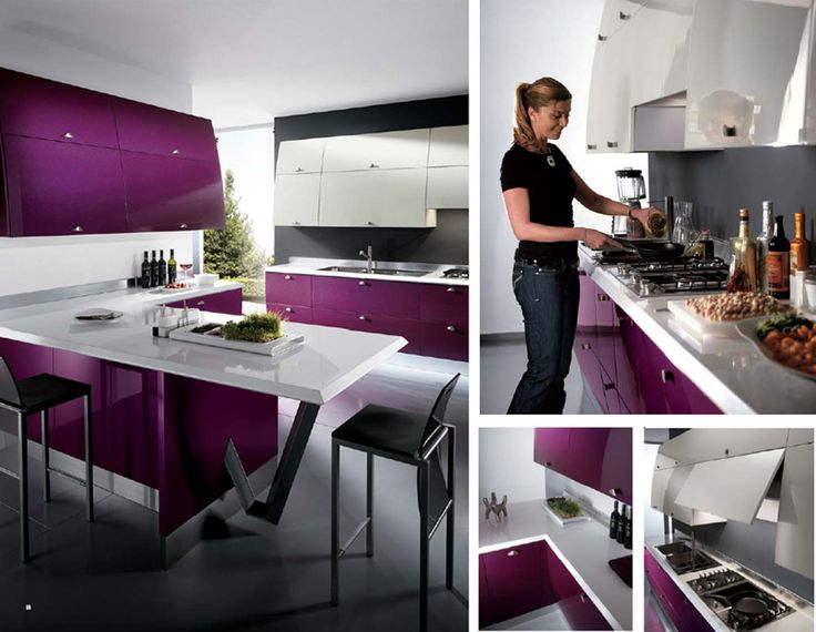Cozy Unique Purple Kitchen Chic Design Ideas Ideas, Cozy Unique Purple  Kitchen Chic Design Ideas Gallery, Cozy Unique Purple Kitchen Chic Design  Ideas ...