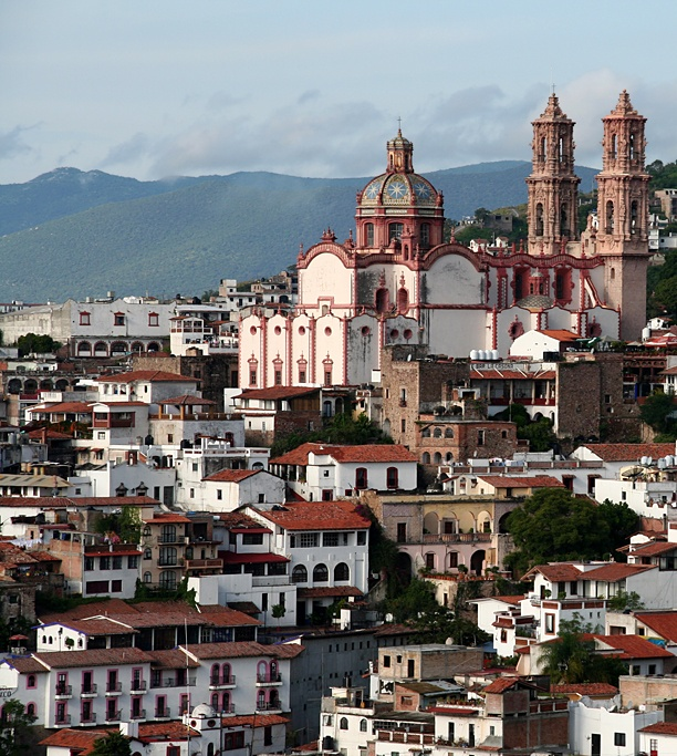 Taxco, México (a jewelry lover's dream!)