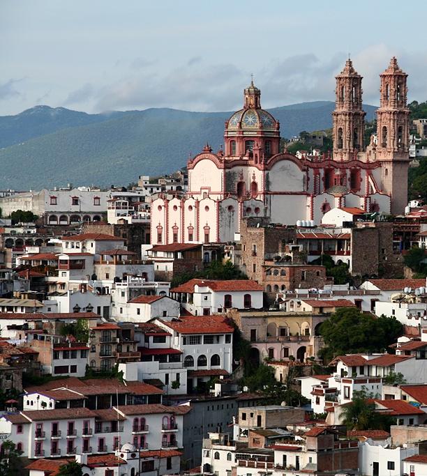 Antiguo México para el #Viajero Incansable #Taxco de Alarcón, #Guerrero, #Mexico.
