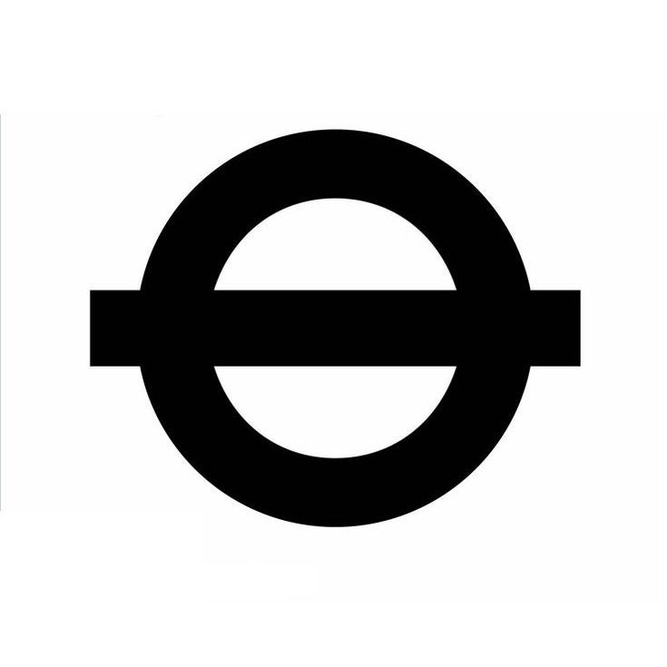 Image result for london underground tattoo black and white