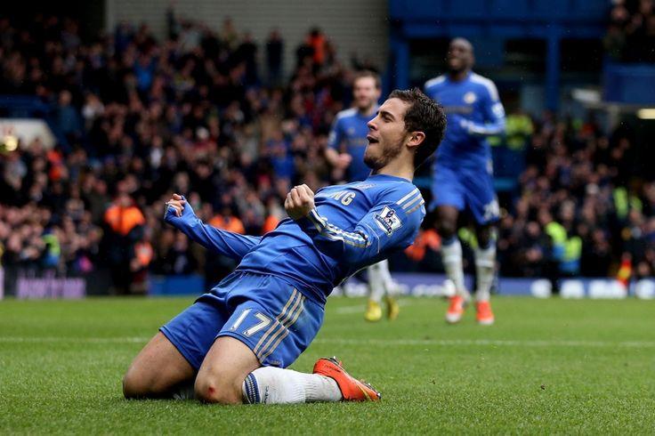 Eden Hazard: Future Chelsea FC Legend? (By Steven Moeller) http://worldinsport.com/eden-hazard-future-chelsea-fc-legend/
