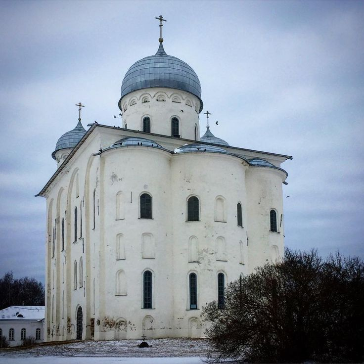 при картинки новгород георгиевский собор занимаемся
