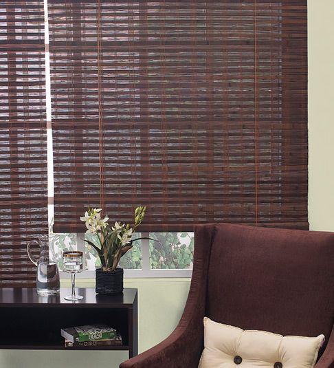 25 melhores ideias sobre cortinas de bambu no pinterest m scaras de bambu tinta cinza - Cortinas para casa de campo ...