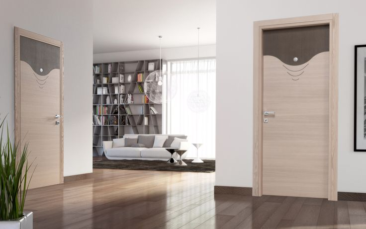Some tips from Cose di Casa on how to choose the interior doors for your home - Tondin