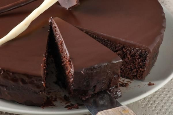 Πανεύκολη+σοκολατόπιτα