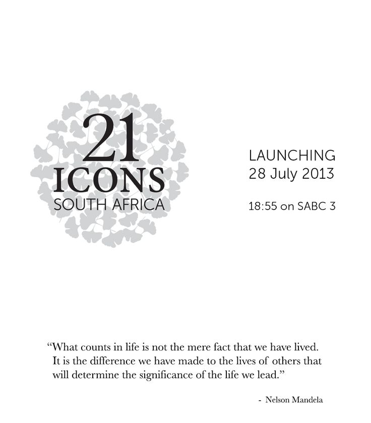 21 Icons - Home