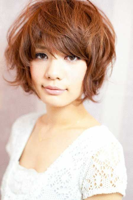 Short Wavy Hairstyles Ese : 184 best hairstyles for me images on pinterest