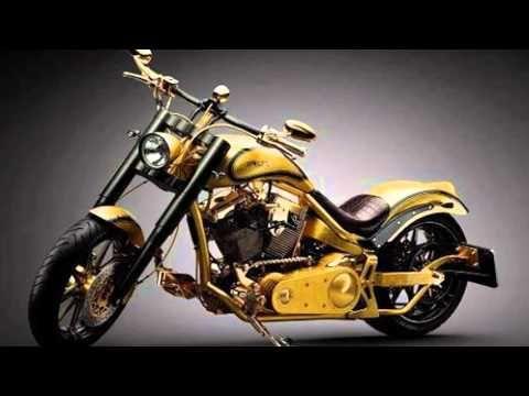 Imágenes De Motos: Imágenes De Hermosas Motos De Oro