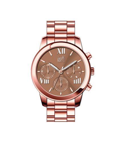 Ρολόι Visetti Belinda rose  Steel Bracelet PE-983-1RLK