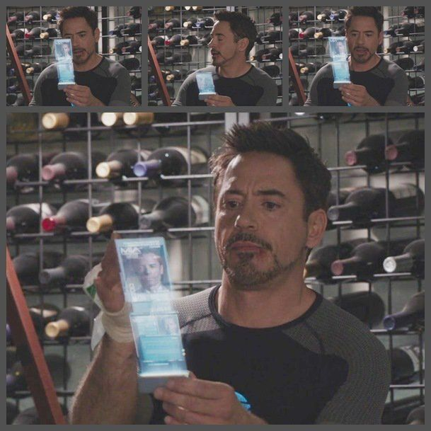 Iron Man3 film screencaps