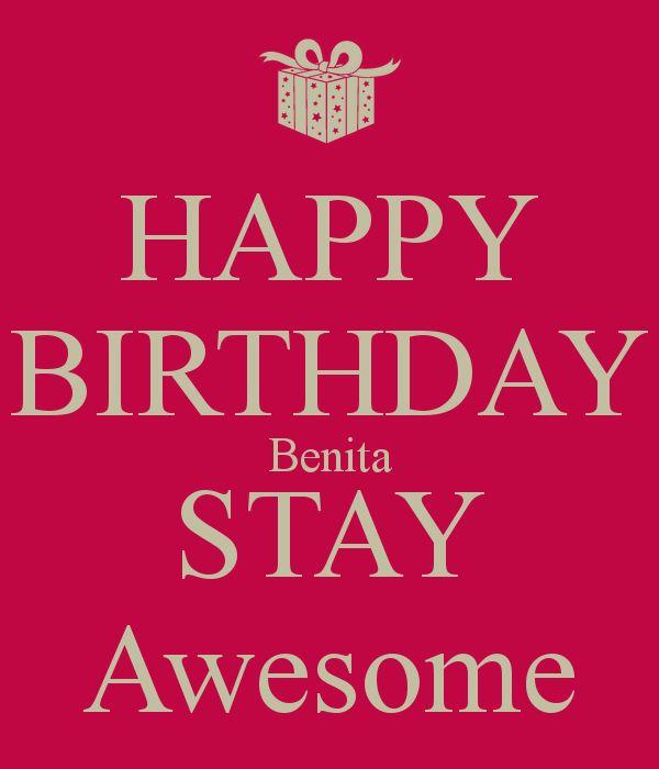 benita meaning of name - Google Search