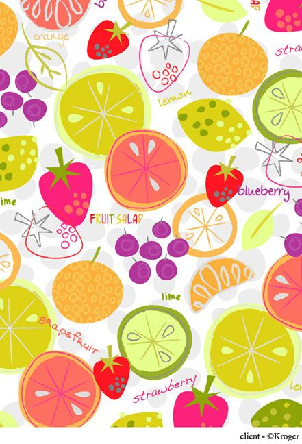 Amy Schimler's Illustrated Surface Designs