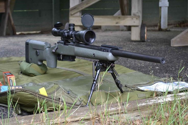 Building a Custom Remington 700 .308 Tactical Rifle | Rifleshooter.com