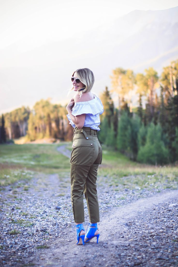 Edgy pants, these pants are kind of amazing, by Marissa Webb, Belle pants, fashion blogger, Erin Busbee of busbee style from Telluride, Colorado