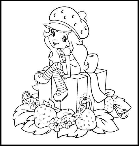 40 best Strawberry Shortcake images on Pinterest | Emily erdbeer ...