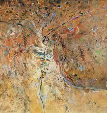 Fred Williams -  Upwey landscape