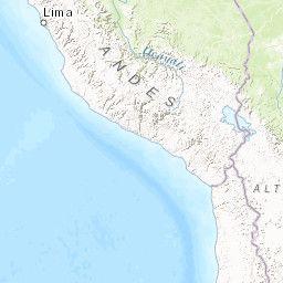 Peru Marine Weather - Pick a Point | Buoyweather