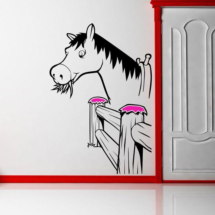 Best Farmyard Wall Stickers Decals Vinyl Animals Kids Bedroom - Barnyard nursery wall decals