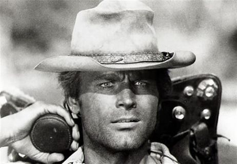 Terence Hill   Fascino western