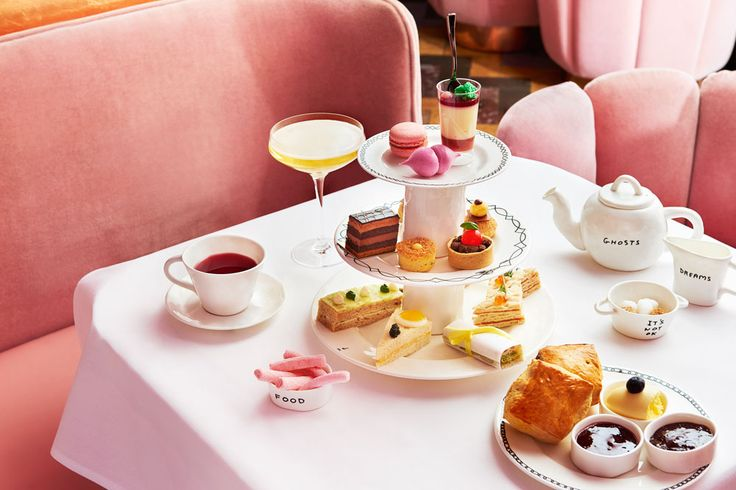 Afternoon tea? Don't mind if I do. At Sketch, London