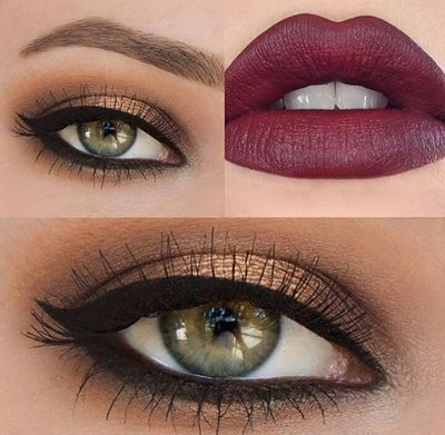 Makeup Ideas For Green Eyes And Red Hair   Cosmetik.co