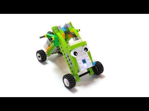 WeDo Inchworm : LEGO WeDo - YouTube