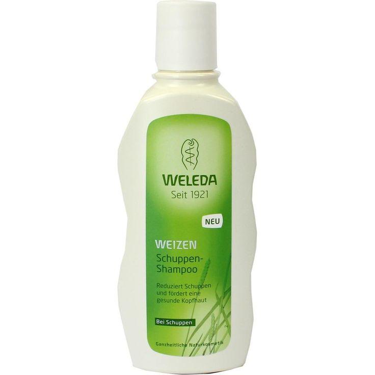 WELEDA Weizen Schuppen-Shampoo:   Packungsinhalt: 190 ml Shampoo PZN: 09924220 Hersteller: WELEDA AG Preis: 4,90 EUR inkl. 19 % MwSt.…