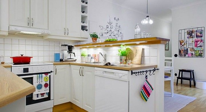 9 Multifunctional Minimalist Kitchen Design To Be Cozier When In The Room Minimalist Small Kitchens Kitchenette Design Kitchen Design Small Minimalist kitchen design kitchen room