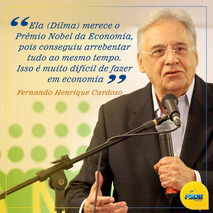HELLBLOG: O presidente Fernando Henrique Cardoso ironizou a ...