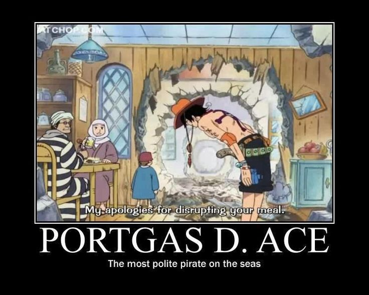 It's funnier because it wasn't his fault. He was just thrown through the walls by luffy