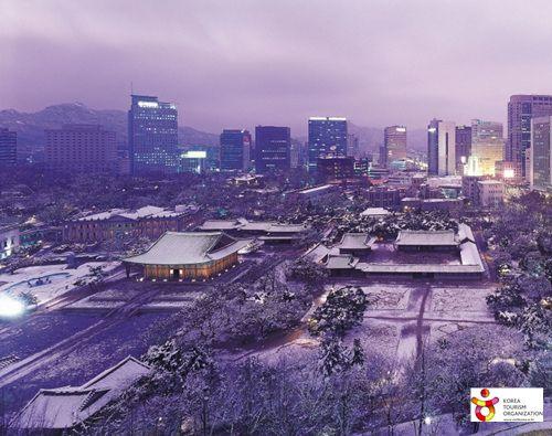 Duksugung (덕수궁) - Seoul, South Korea by Koreabrand-03, via Flickr