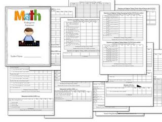 38 best Kindergarten Assessment & Evaluation images on