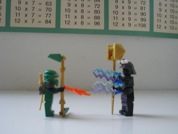 Lloyd zx vs lord garmadon part 1 11 lego ninjago - Ninjago vs ninjago ...