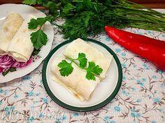 Пирожки из лаваша - два рецепта разных начинок | Классные вегетарианские рецепты
