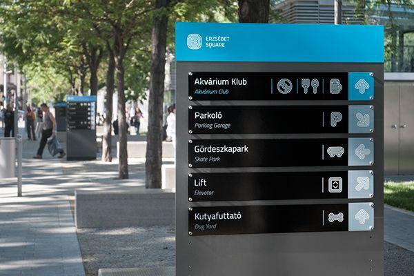 Erzsebet Square Identity on Behance