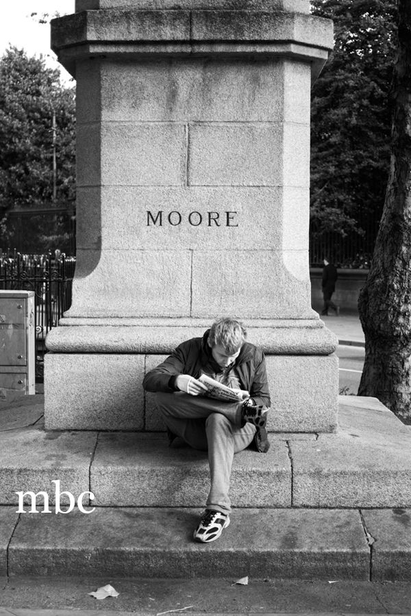 Photography 'MOORE' Dublin