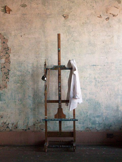 // easel: Art Work, Artists Studios, Art Studios, Paintings Rooms, Art Photography, Atelier Artists, Blank Canvas, Posts, Wall Texture